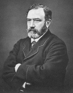 Photo of Sir Edward James Reed